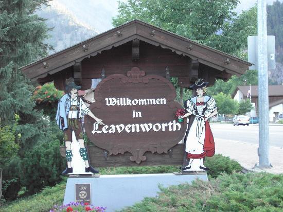 Mozart's Steakhouse: Willkommen in Leavenworth