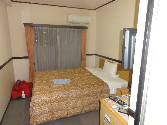 โตโยโกะอินน์ อาซากุซะ เซนโซกุ สึคุบะเอ็กซ์เพรส: Chambre 809