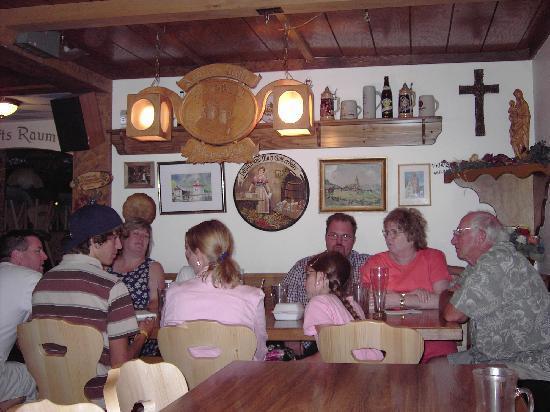 """Andreas Keller Restaurant: """"Gaststube"""" like in Austria"""
