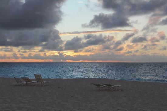 Club Med Turkoise, Turks & Caicos: The Beach at Sunset