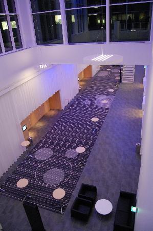 โรงแรมคราวน์ พลาซ่า โคเปนเฮเกน ทาวเวอร์: l'hôtel