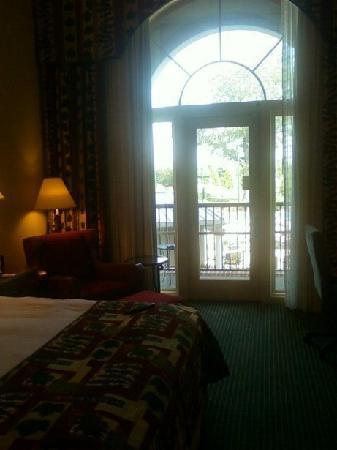 Marriott Shoals Hotel & Spa: Beautiful Window