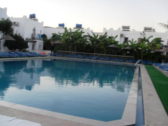 Dilek Aparthotel: a view of the pool