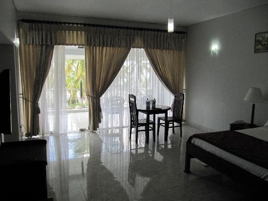 Sea Lotus Park Hotel: Deluxe room