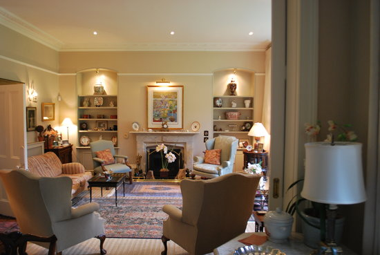 The Old Vicarage: Lounge