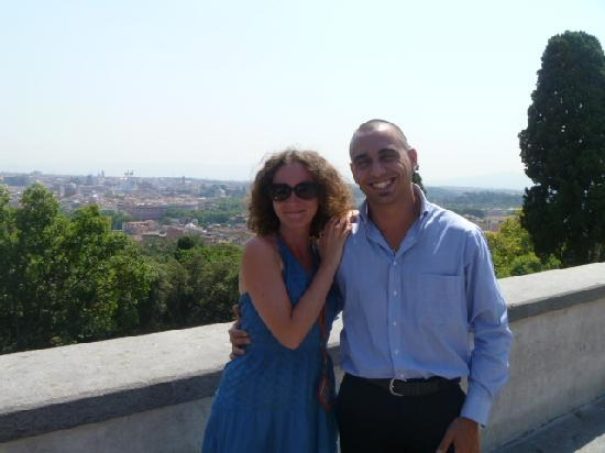 Access Italy Tours: GABRIELE and SERENA