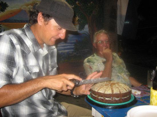 The Cornerhouse: Birthday Cake by Cornerhouse!