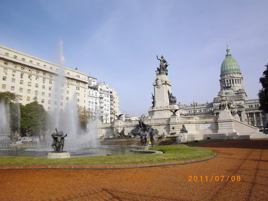 Buenos Aires Free Tour: Meeting Point