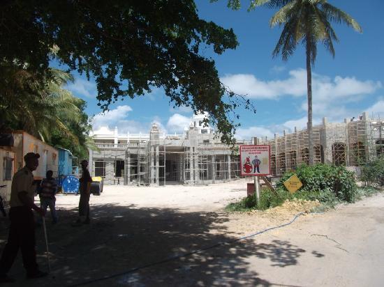Hotel Riu Palace Punta Cana: Riu Palace Bavaro, Pic 9,entrance building, 18th Sept 2011.