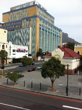 โรงแรมเคปเฮอริเทจ: View from our room