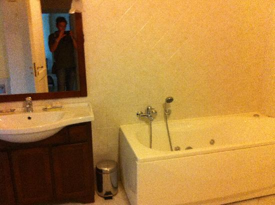 B&B Palazzo Bernardini: bagno
