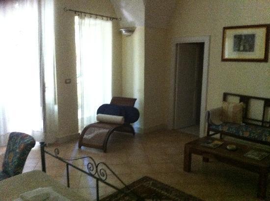 B&B Palazzo Bernardini: camera da letto