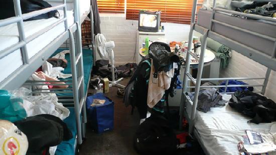 Asylum Sydney: Rubbish everywhere