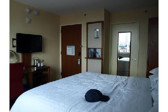 โรงแรมเชอราตันทรีเบกา นิวยอร์ก: Room