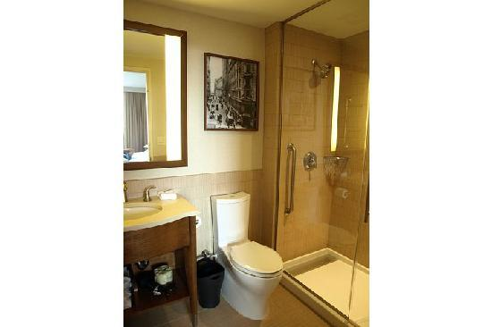 โรงแรมเชอราตันทรีเบกา นิวยอร์ก: Bathroom