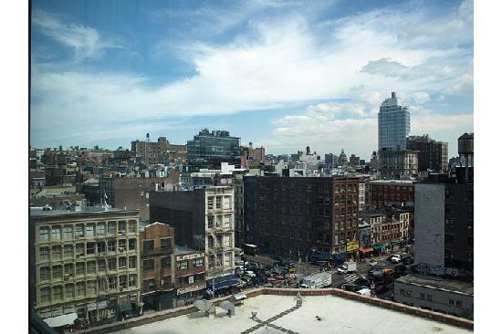โรงแรมเชอราตันทรีเบกา นิวยอร์ก: Canal St view