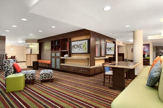 Home2 Suites by Hilton Baltimore Downtown: Our spacious and welcoming Oasis.