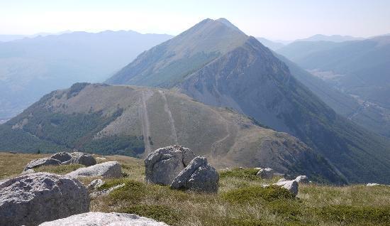 Agriturismo Pietrantica: Monte Porrara