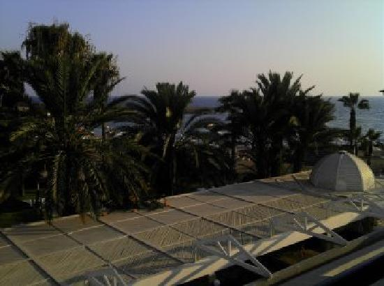 Dome Beach Hotel & Resort: view from balcony
