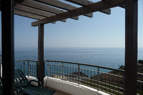 Olee Nerja Holiday Rentals: View from balcony Block 1