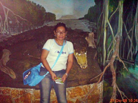 Tuxtla Gutierrez, Mexico: mas cocodrilos