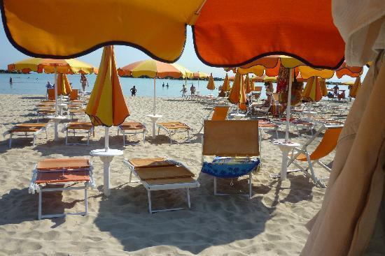 Hotel Sporting: Strand Hotel (vijf minuten wandelen)