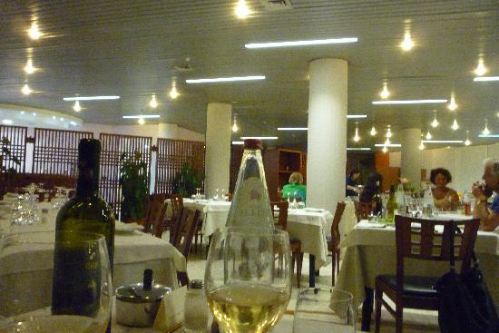 Hotel Sporting: Eetzaal