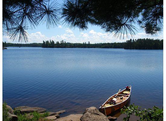 Boundary Waters Canoe Area Wilderness: Lake One
