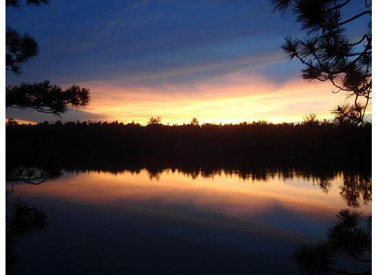 Boundary Waters Canoe Area Wilderness: Lake One