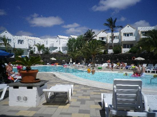 Apartamentos THe Morromar: the top pool