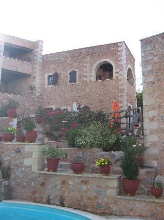 Samonas Traditional Villas: Vue de la villa n°5