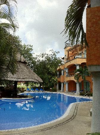 Pro Dive Mexico: Hotel Hacienda Vista Real Playa del Carmen