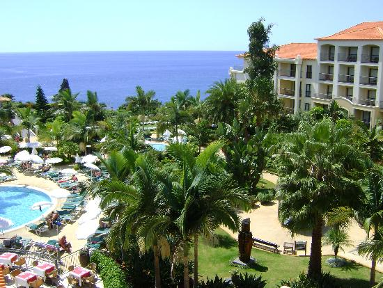Porto Mare Hotel: View from the room