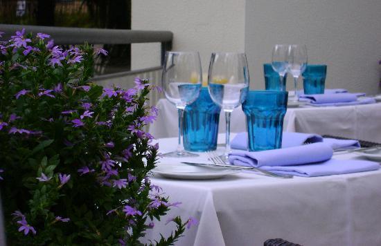 Porto Mare Hotel: Restaurant Med