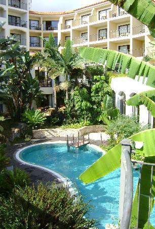 Porto Mare Hotel: The bleu lagoon