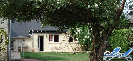 La Carriere: Le jardin