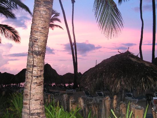 โรงแรมวิค อารีนา บลังกา: Couché de soleil