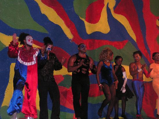 โรงแรมวิค อารีนา บลังกา: Cirque