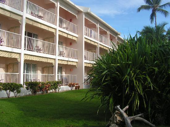 โรงแรมวิค อารีนา บลังกา: Site magnifique