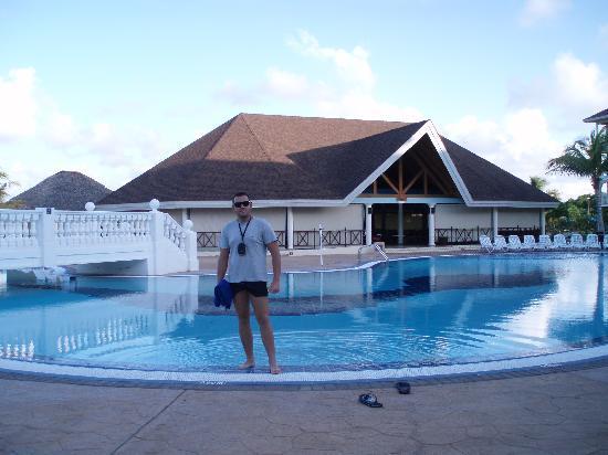 Iberostar Laguna Azul: Una de las piscinas tranquilas.