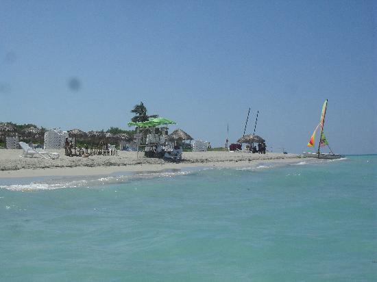 IBEROSTAR Laguna Azul: playa del hotel
