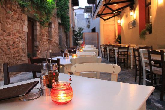 Enetikon Restaurant: 1