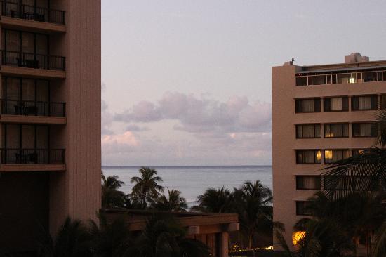 โรงแรมเชอราตันพริ๊นเซสไคอูลานี่: view 1