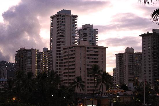 โรงแรมเชอราตันพริ๊นเซสไคอูลานี่: view 2