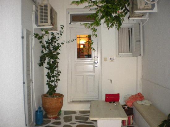Elena Hotel: couloir