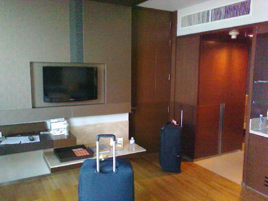 โรงแรมปทุมวัน ปริ๊นเซส: Inside our room