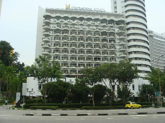 Copthorne Kings Hotel Singapore Review