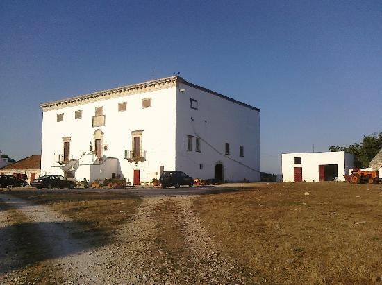Masseria Murgia Albanese: The Masseria