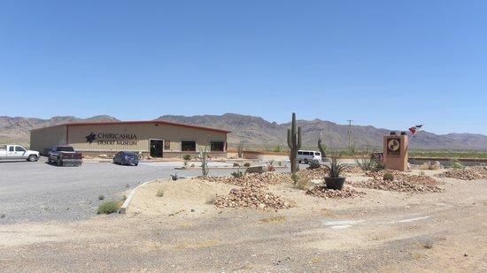 Chiricahua Desert Museum
