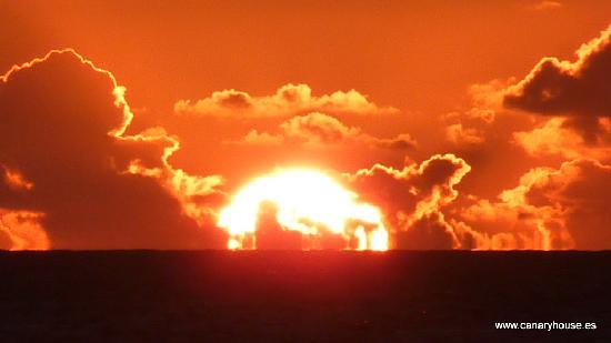 puesta de sol Puerto Rico